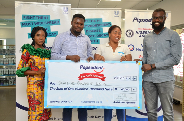 Mercy Johnson, Adunni Ade and Other Mothers Joined Pepsodent