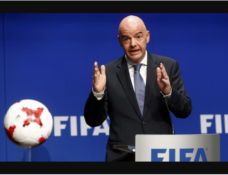 FIFA increases punishment for racism in football?