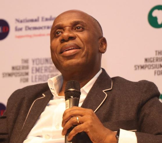 I know politicians who have suddenly turned billionaires – Rotimi Amaechi