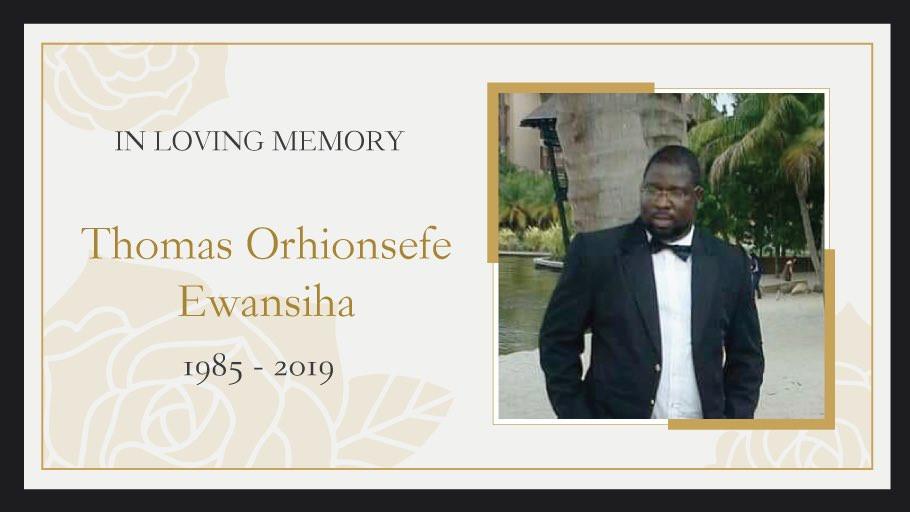 Update: Malaysia University confirms death of Nigerian PhD student, Thomas Orhionsefe Ewansila