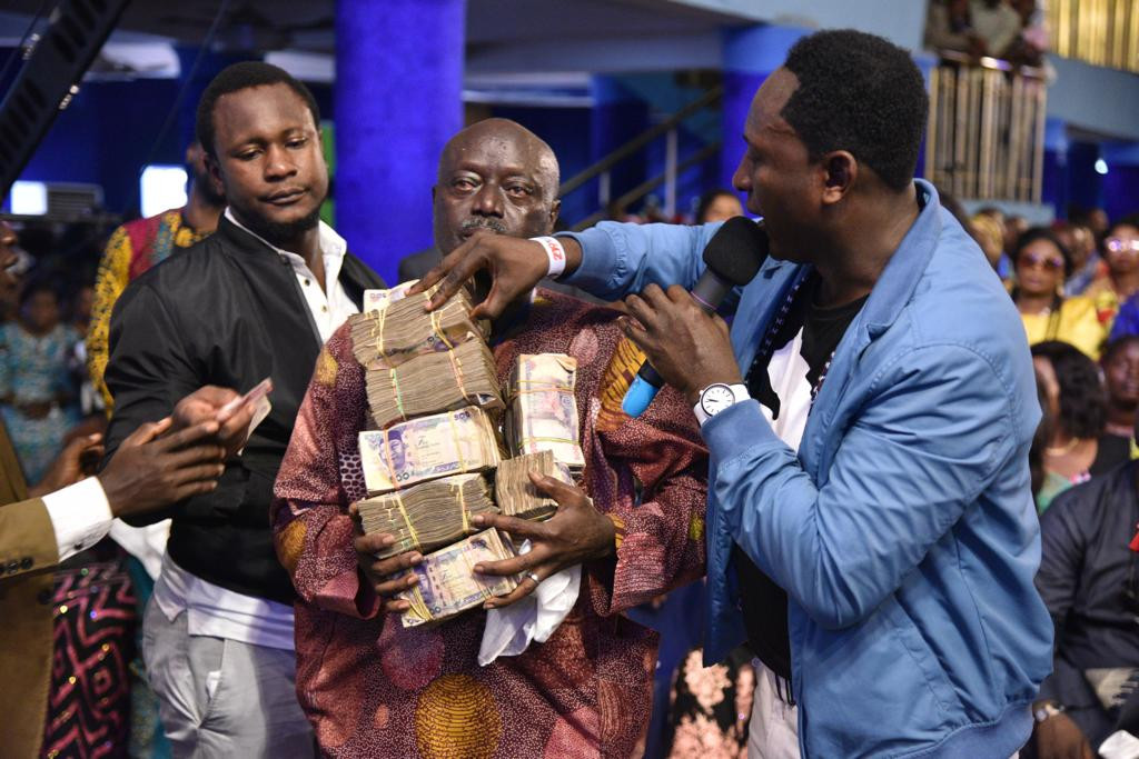 Prophet Jeremiah Omoto Fufeyin saved Journalist from suicide mission