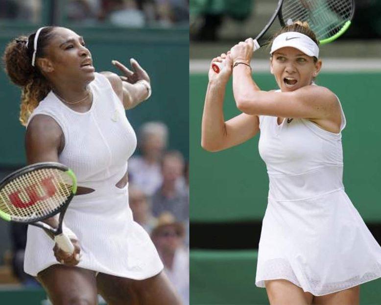 Breaking: Simona Halep beats Serena Williams to win her first Wimbledon title