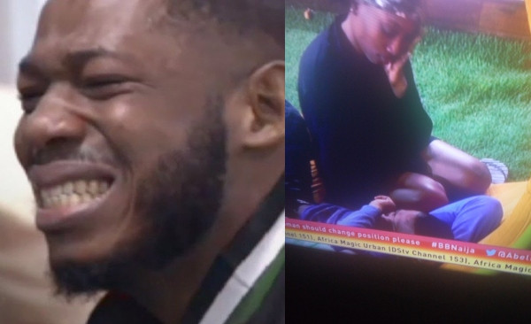 #BBNaija2019: Frodd cries as Esther rejects his relationship proposal (video)