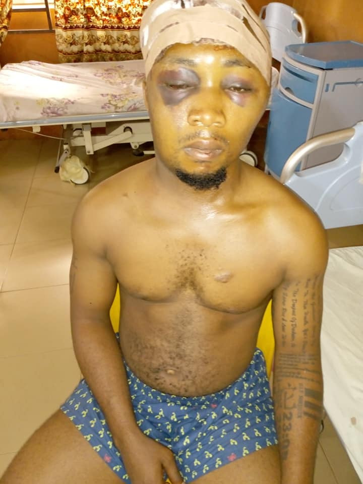Malaysia-based man narrates how his blood brother almost killed him after he returned to Nigeria