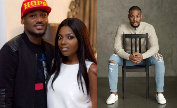 2face speaks on how he felt seeing Alex Ekubo kiss his wife, Annie Idibia in a movie (video)