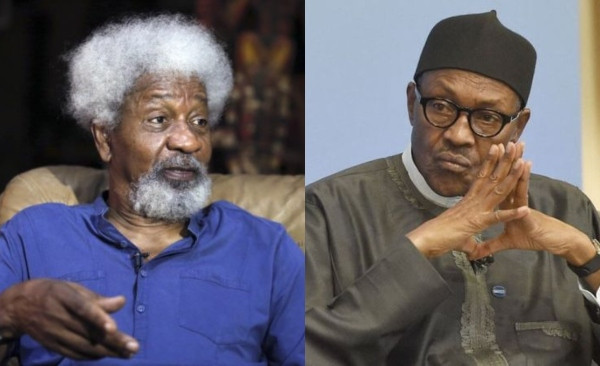 Buhari has failed and can?t solve our problems ? Soyinka