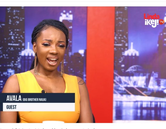 """""""I want Ella evicted from the Big Brother Naija house"""" Evicted housemate Avala chats with Hero Daniels in LITV interview"""