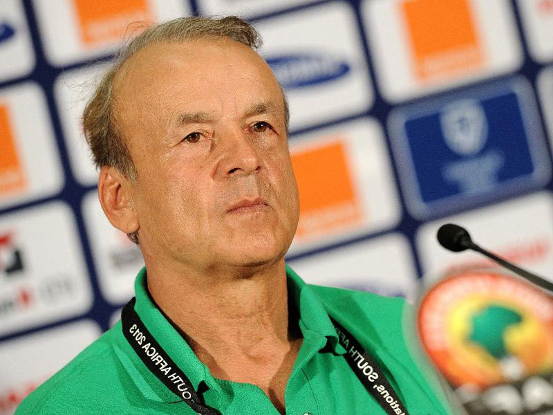 Super Eagles coach, Gernot Rohr speaks on Nigeria AFCON loss, says