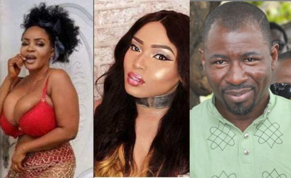 Cossy Ojiakor drags journalist Tunde Moshood, alleged boyfriend of Halima Abubakar over her dog-sex story, recounts how he allegedly sexually abused her