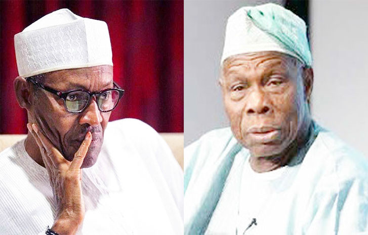 Obasanjo writes another letter to President Buhari, says ?criminality is now being perceived as a Fulani menace?