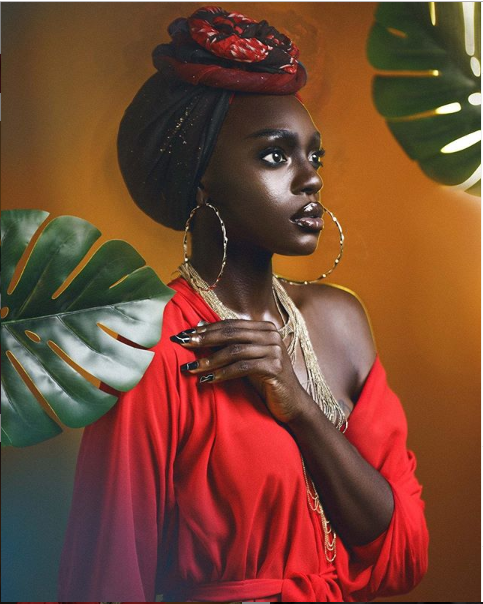 Melanin Popping: Nollywood actress, Beverly Osu glows in new photos