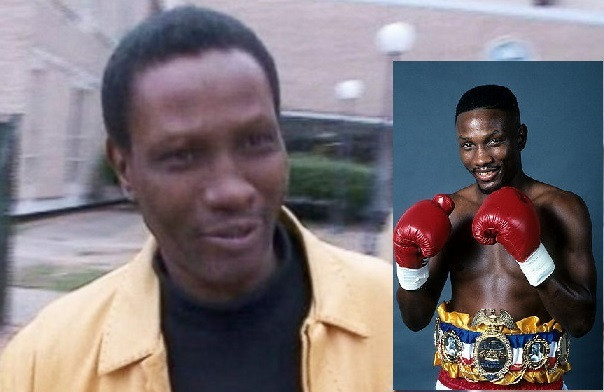 Boxing legend Pernell