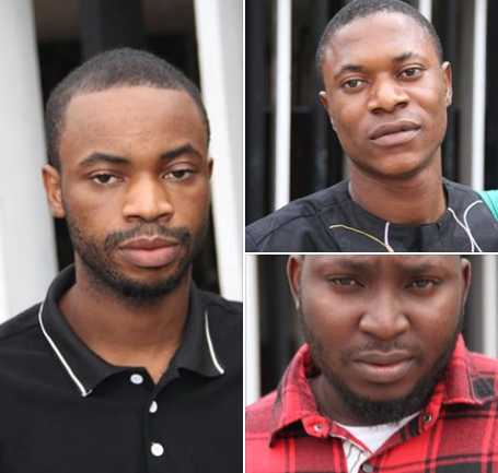 Court Jails 10 Internet Fraudsters (photos)