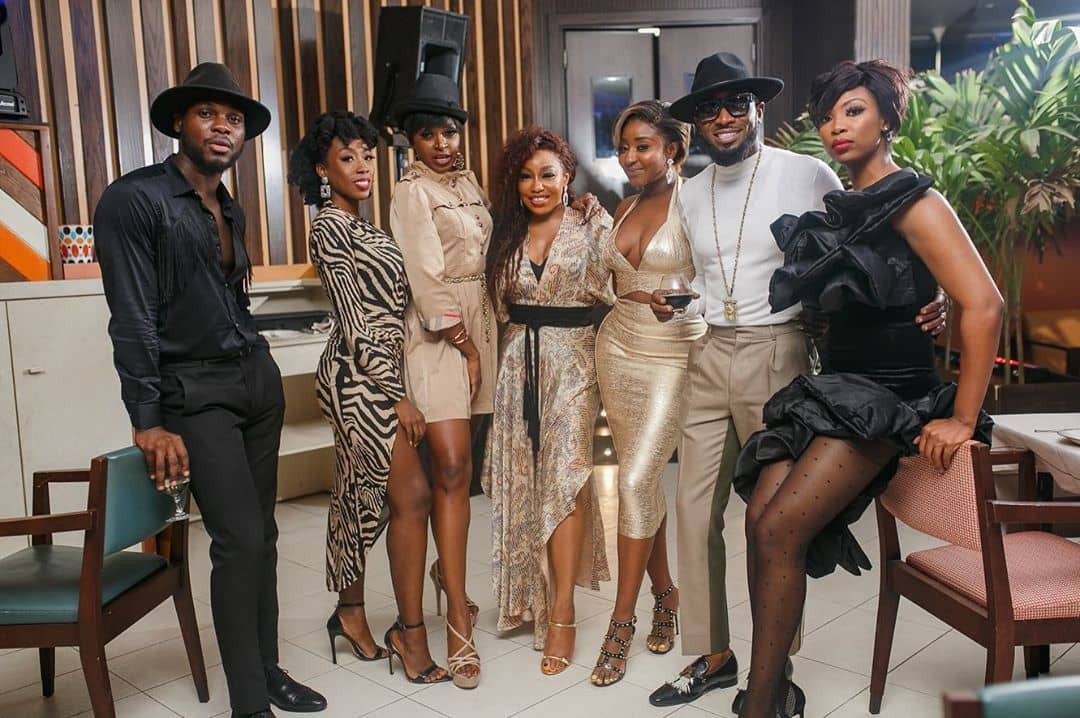 More photos from Rita Dominic's birthday party
