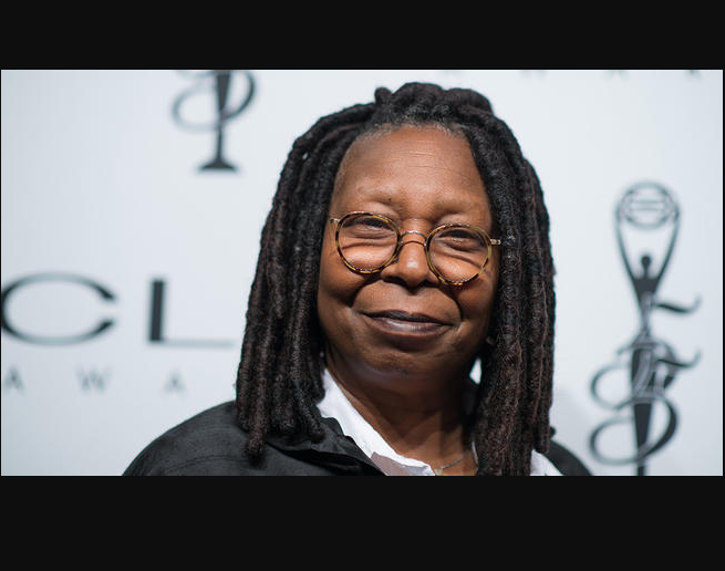 Whoopi Goldberg reveals she cannot drive anymore due to failing eyesight