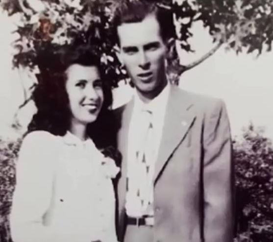 Elderly couple die on the same day?after 71 years of marriage