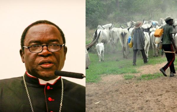 Bishop Kukah decries ?demonization? of Fulani herdsmen