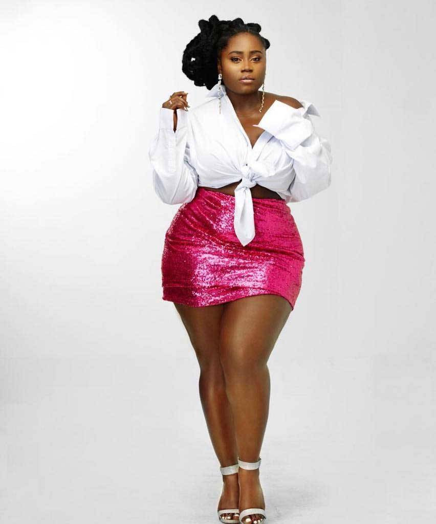 Actress Lydia Forson reveals why women buy charms to attract men