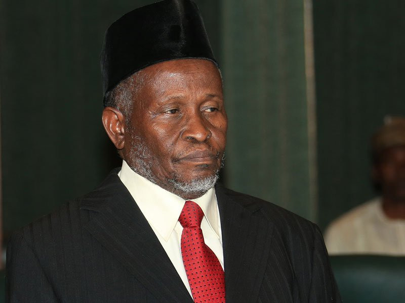Breaking: Senate confirms Tanko Mohammed as substantive Chief Justice of Nigeria