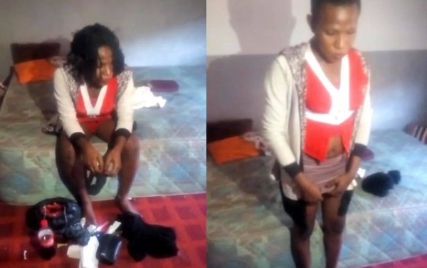 Image result for Policeman Takes Prostitute Home In Kubwa Area Of Abuja, Discovers He Is A Man
