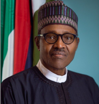 Presidency releases new official portrait of President Buhari (Photo)
