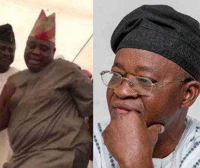 I felt ridiculed contesting an election against ?dancer? Ademola Adeleke- Governor  Oyetola