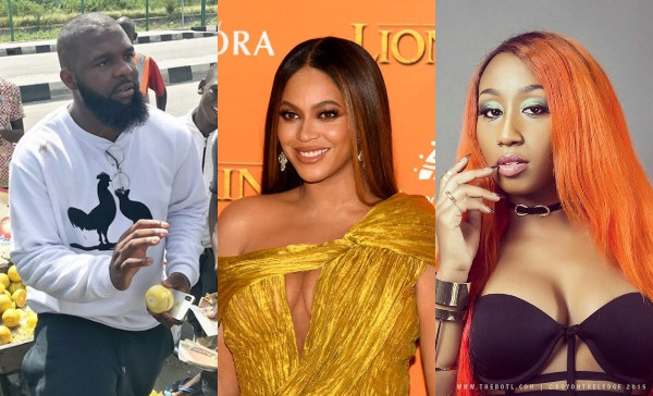 Oyemykke calls Victoria Kimani a