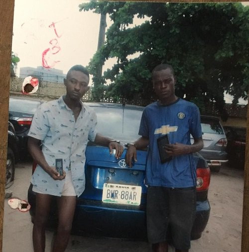 Two nabbed for snatching Taxify driver?s car in Lagos
