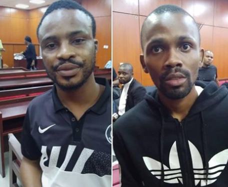 Two internet fraudsters bag 12 months imprisonment