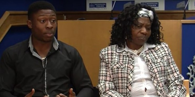 Nigerian parents demand justice for their three sons killed in London