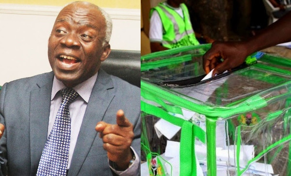 Election petitions should be handled by retired Judges – Femi Falana