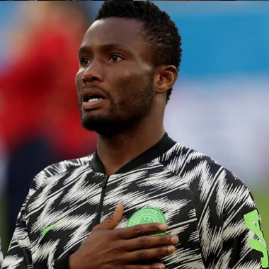 Mikel Obi announces his retirement from Super Eagles