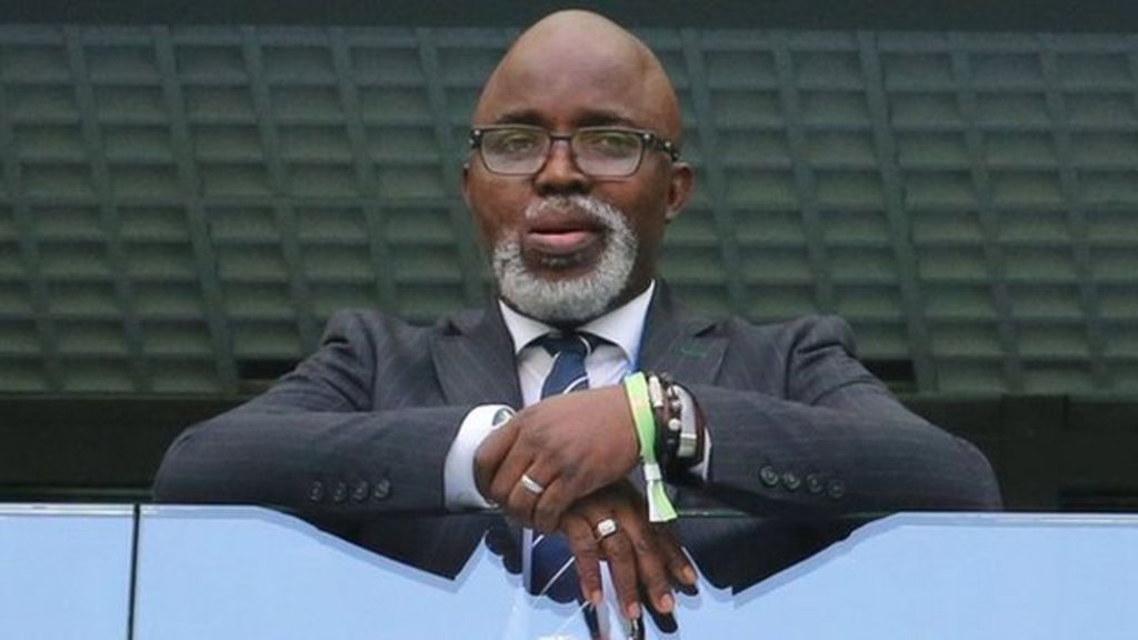 CAF removes Amaju Pinnick as Vice President