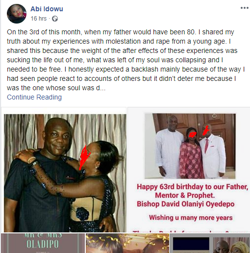 Nigerian lady calls out Naval Commodore who allegedly raped her 37 years ago