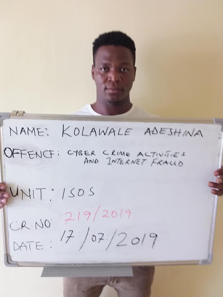 EFCC arrest two internet fraudsters in Kaduna