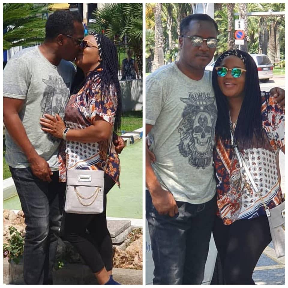 TV couple, Charles & Marian Anazodo celebrate their 16th wedding Anniversary