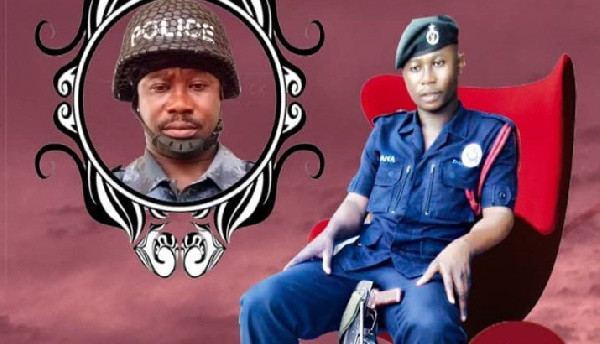 Policeman dies 2 weeks to his wedding