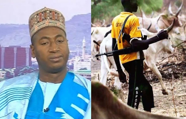 Miyetti Allah to herdsmen: Defend yourselves against ethnic militia groups in a manner that nobody would try such again