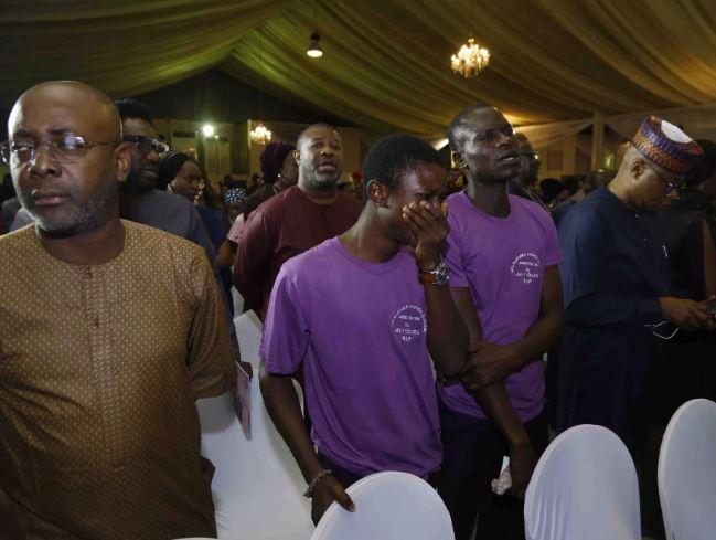 Photos: FFK, Tinubu, Gbenga Daniel, others attend tribute night for Funke Olakunrin, daughter of Afenifere leader