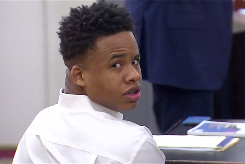 US rapper, TayK,19, found guilty of murder, faces up to 99 years in prison