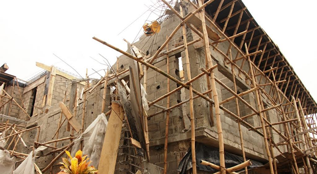 4 killed, many trapped as building under construction collapses in Delta