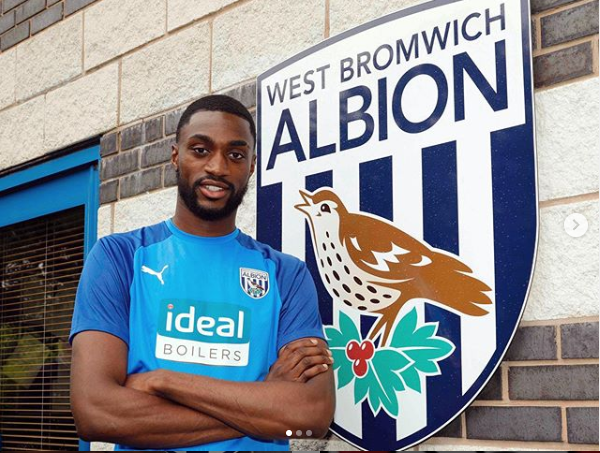 Super Eagles defender, Semi Ajayi joins West Brom on four-year deal from Rotherham (Photos)