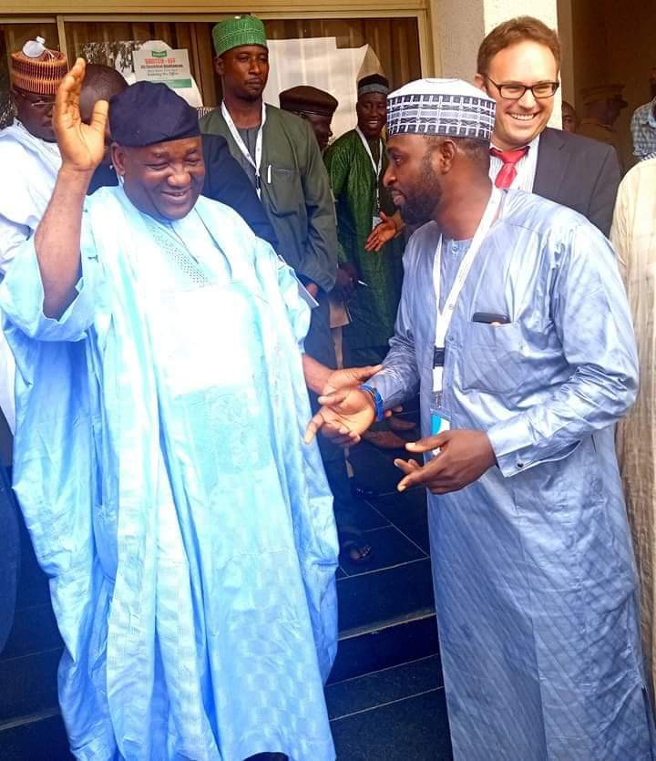 Meet The Man Who Has Won The Hearts Of Adamawa State Youths*; *Yusuf A. Lawan*