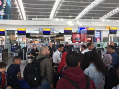 "Terror Scare: British Airways cancels all flights to Cairo for a week as a security ""precaution"""