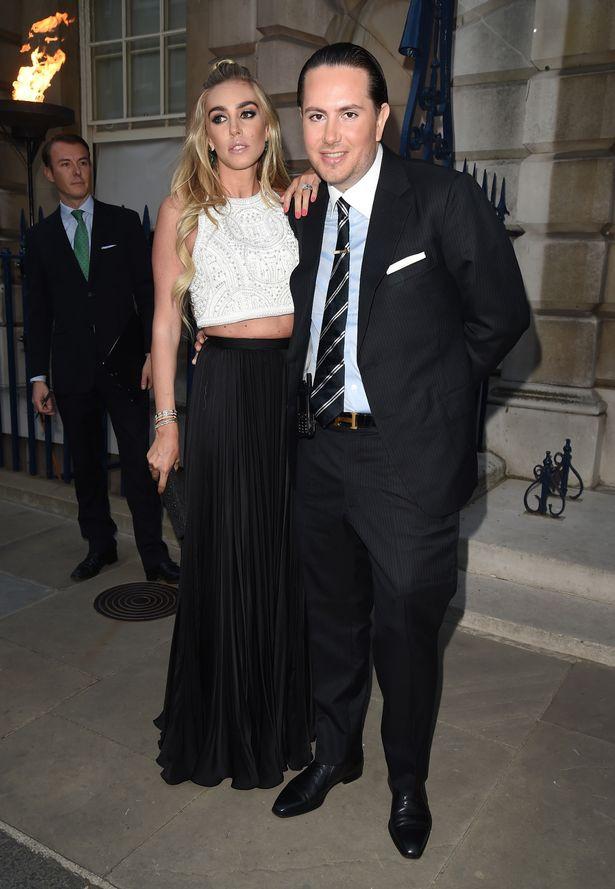 Daughter of Formula 1 billionaire set to splash ?15million on second wedding to her car salesman boyfriend