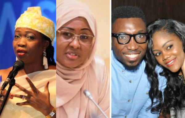 Rape: Abike Dabiri-Erewa backs Aisha Buhari over alleged intimidation of Timi and Busola Dakolo by the Police