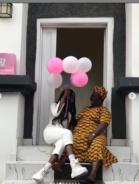 23-year-old model, Blessing Williams narrates challenges she faced in Ajegunle as she buys her second house in Lagos (photos)