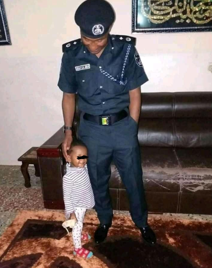 Photos of the Deputy Commissioner of Police killed in Shi
