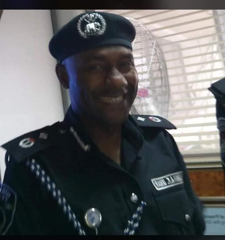 Photos of the Deputy Commissioner of Police killed in Shi'ites bloody protest in Abuja