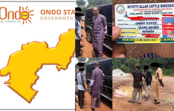 We?ll not tolerate Fulani Vigilante group in Ondo - State Government